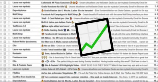 E-Mail Marketing📧: Emoji verwenden⁉