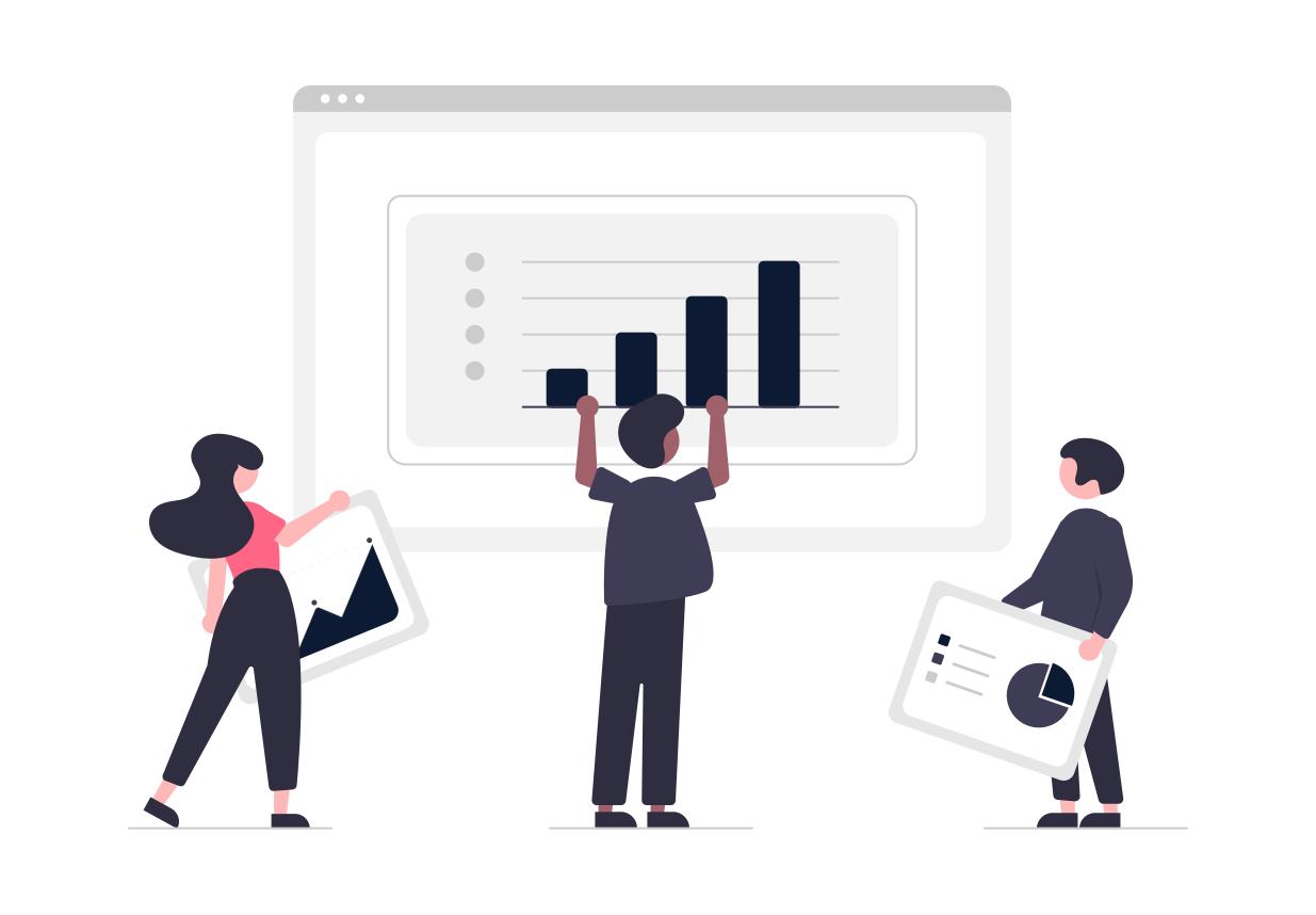Gemeinsam wachen durch Online Marketing
